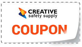 Creative Safety Supply coupon