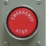 Emergency-shutoff-safeguard
