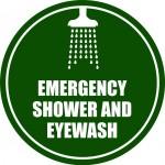 emergency-shower-and-eyewash-floor-sign