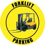 forklift-parking-floor-sign