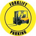 forklift-parking-floor-sign
