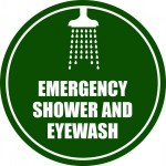 emergency-shower-sign