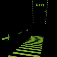 glow-in-the-dark-fire-exit