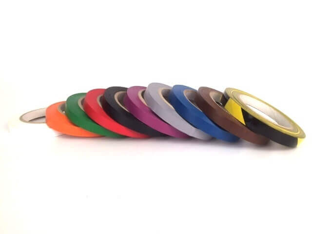 Colored Vinyl Chart Tape