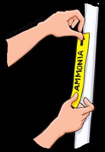 ammonia-labeling