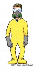 Cleanup Suit