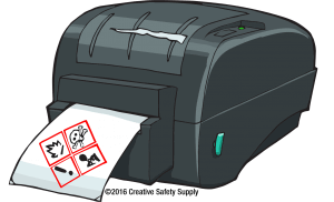 LabelTac GHS Label Printer