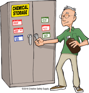 chemical-storage