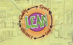 Lean-circle
