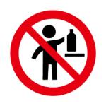 JSDA precautionary pictogram