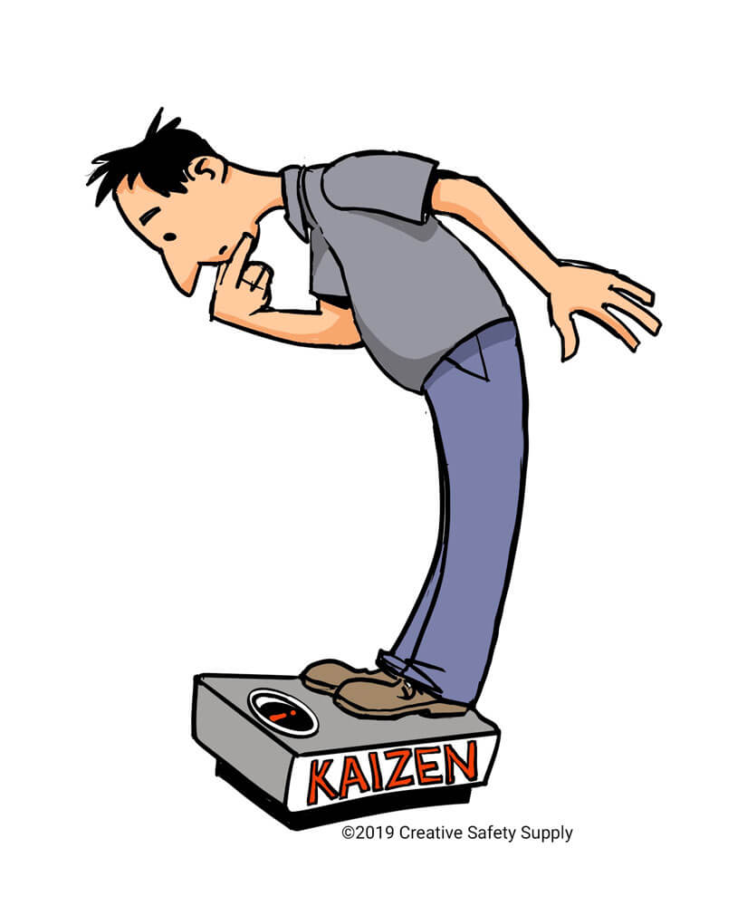 Get Lean with Kaizen